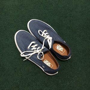 Vans Denim Style Sneakers